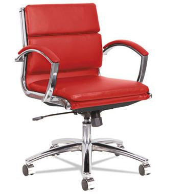 Alera Neratoli Low-Back Slim Profile Chair-ALENR4739