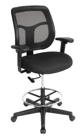 EUROTECH APOLLO DRAFTING OFFICE STOOL