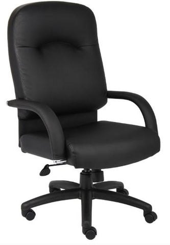 Boss High Back Caressoft Chair In Black-B7401