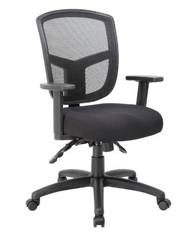 Boss Contract Mesh Task Chair - B6023