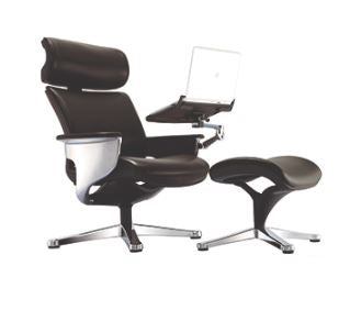 EUROTECH NUVEM MODERN ERGONOMIC OFFICE CHAIR