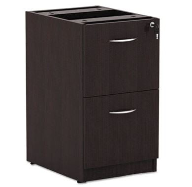 Alera Valencia File/File Drawer Full Ped