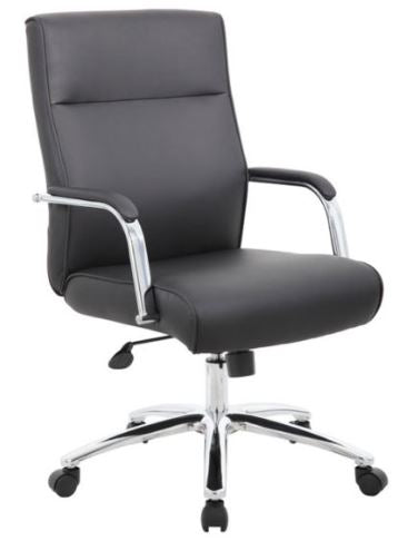 Boss Modern Executive Conference Chair-Black