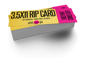 3.5x11 Rip Cards