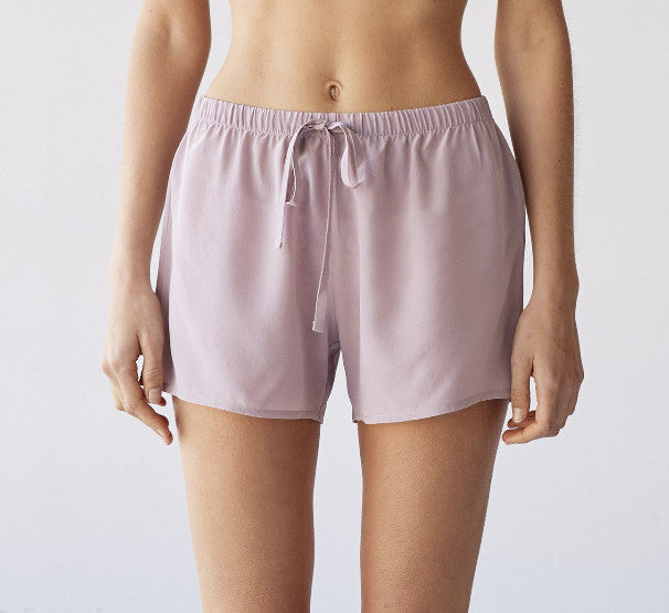 James 100% Silk Crepe de Chine Boxer Shorts