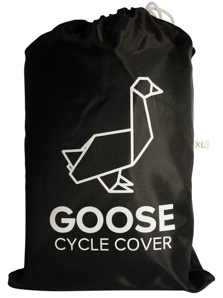 Goose Cycling Equipment Bike Bicycle Cycle Cover Black www.goosecycling.com