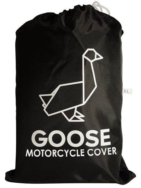 Goose systems motorcycle cover pouch cloth bag