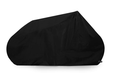 www.goosesystems.com - Motorcycle Cover - Goose - Premium Grade Lockable Motorbike Cover - Heavy Duty 210D Waterproof Oxford Fabric - The Ultimate Motorcycle Protection - Black
