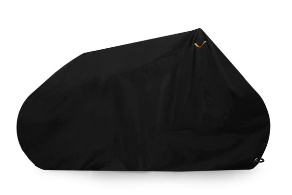 Goose - Premium Grade Lockable Bike Cover - Black - The Original