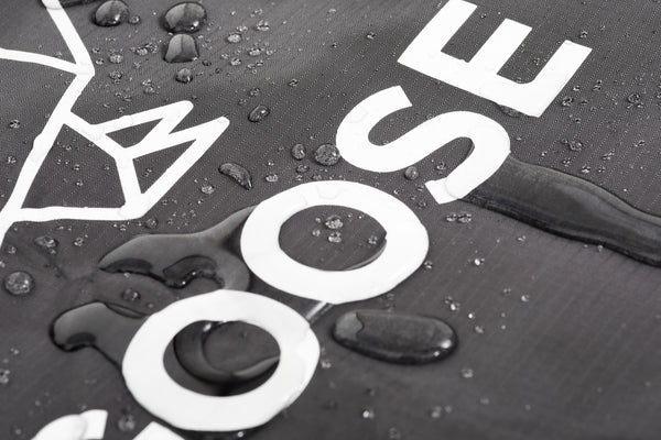 Goose bike cover - Ultimate edition  - Logo water