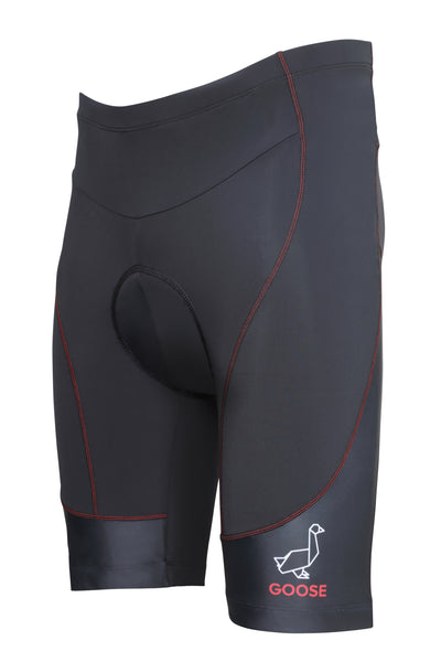 Goose Systems Padded Cycling Shorts www.goosesystems.com