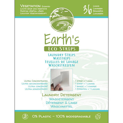 Earth's Eco Strips, Vegetation (36 loads) - Aarding