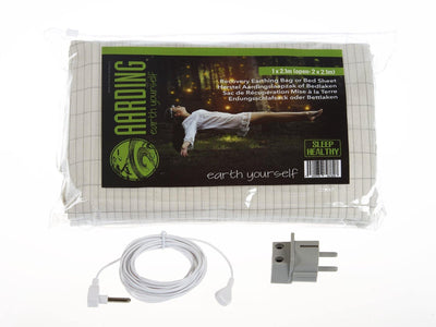 "Grounding Recovery Bag 100 x 210cm (40"" x 83"") (incl. cable 5 m and adapter) - Aarding"