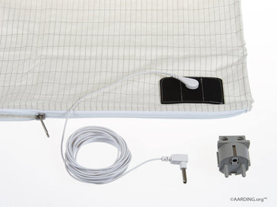 Set 1 Grounding Recovery Bag + 1 Pillow Case (incl. cables and adapters) - Aarding
