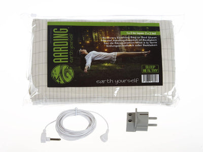 Set 2 Grounding Recovery Bags (incl. cables and adapters) - Aarding
