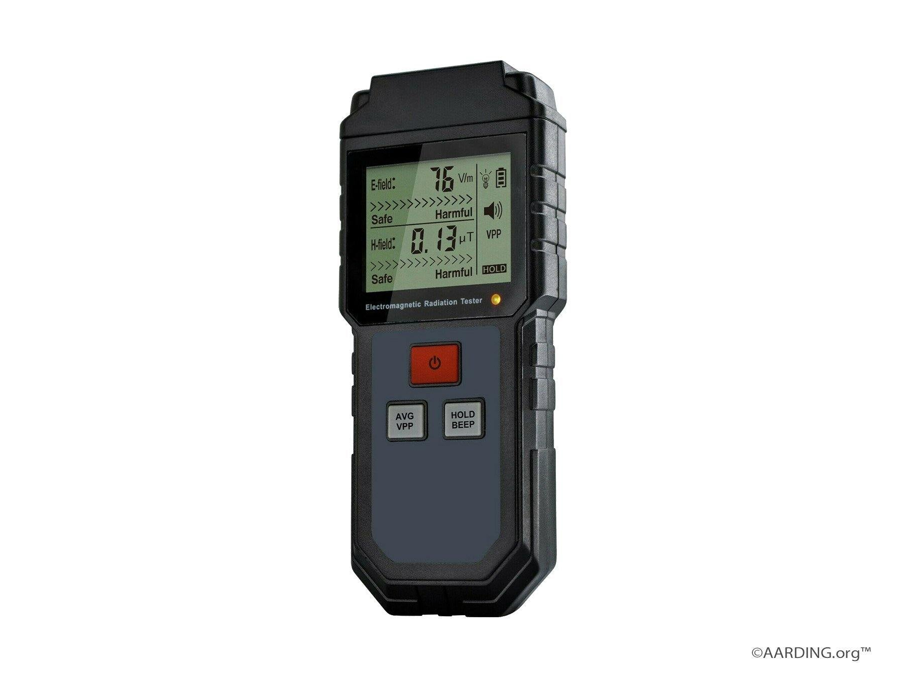 The Radiation Tester (EMF) - Aarding