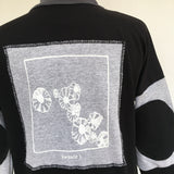 Barnacle (back patch) Cardigan