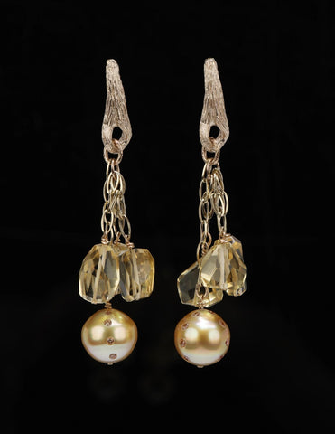 Dancing by Candelight Earrings