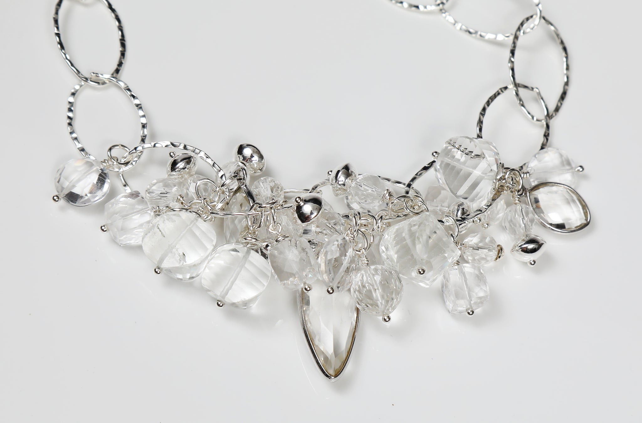 Sparkle and Jazz, a necklace