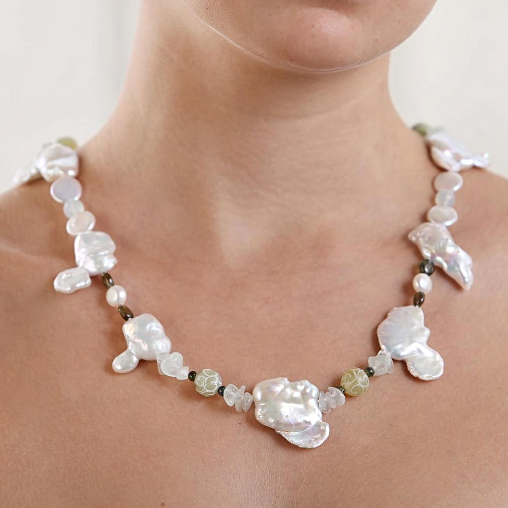On the Beach - White Orchid Fine Jewelry