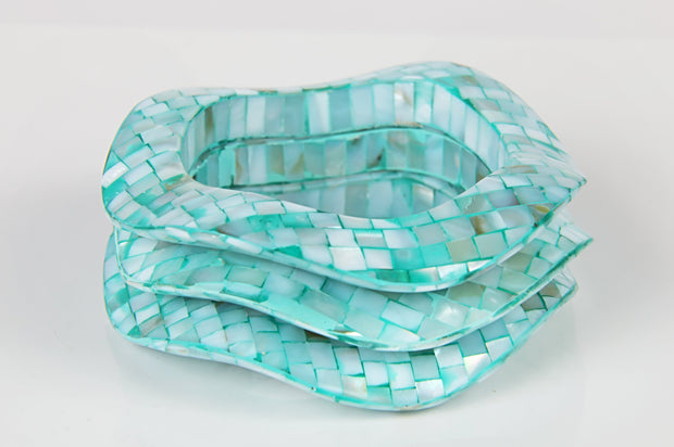 Bewitching Waves: Shell Bangle