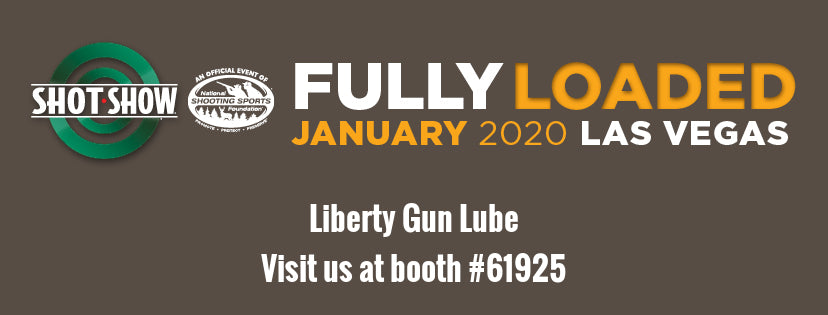 SHOT Show 2020 Liberty Gun Lube Booth #61925
