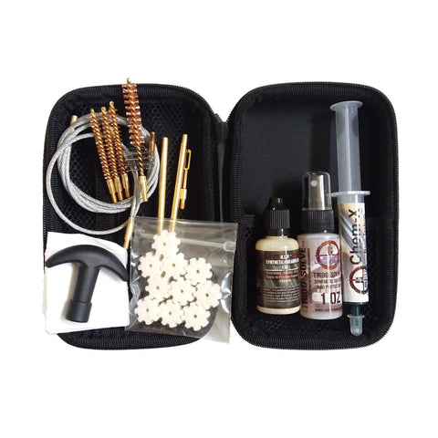 Liberty gun lube compact cleaning kit ar15 m4 m16