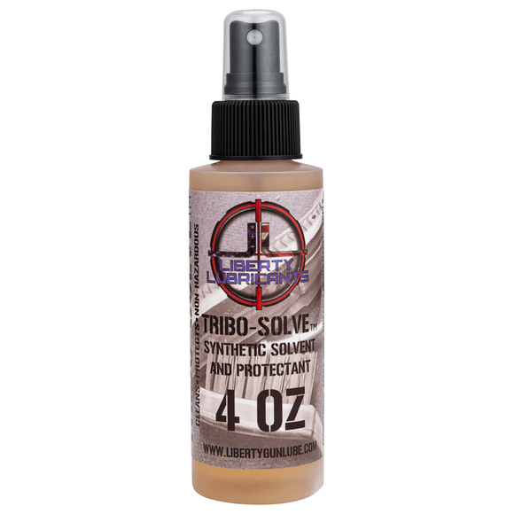 Tribo-Solve™ Synthetic Solvent & Protectant - 4oz Spray Bottle
