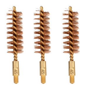 Liberty-Tuff™ Phosphor Bronze Bore Brush, .45cal, 3 Pack