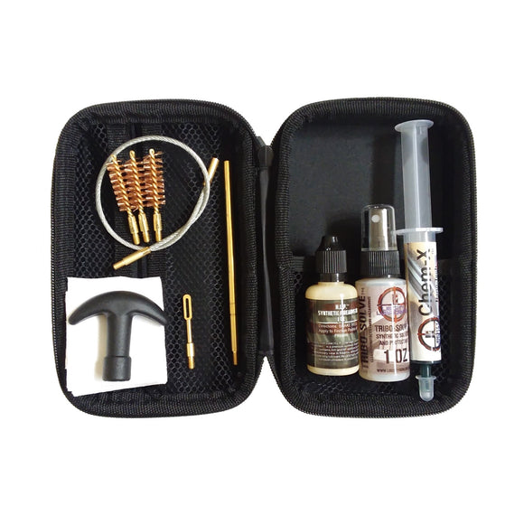 Liberty-Tuff™ Compact Cleaning Kit - .40/10mm Pistol - Shipping Early March!