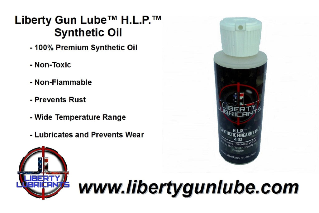 Liberty Gun Oil