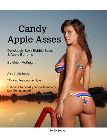 New! Candy Apple Asses (Ebook)