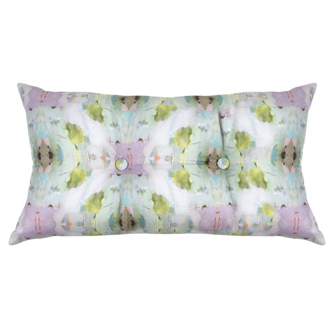 Abingdon Tufted Decorative Pillow -  Laura Park for twelvehome