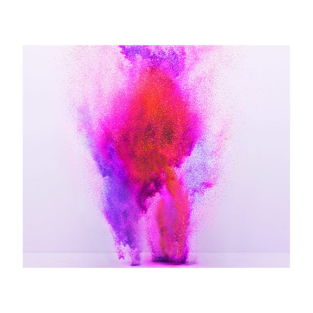 Carmine Powder Movement - Pink by Yee Wong - EXCLUSIVE - ArtStar for twelvehome