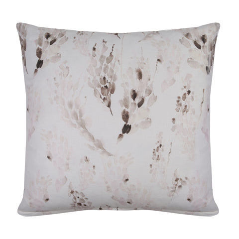 Carmine Feather Decorative Throw Pillow - Victoria Rothwell for twelvehome