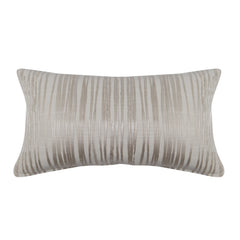 Cornelia Ivory Strie Decorative Pillow