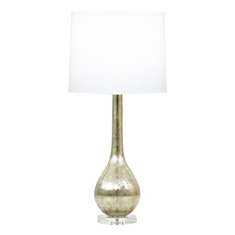 Cornelia Gold Glass Table Lamp