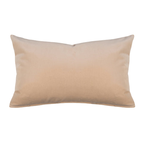 Hudson Peach Decorative Pillow
