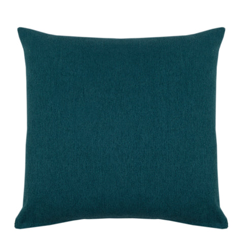 Minetta Teal Decorative Throw Pillow