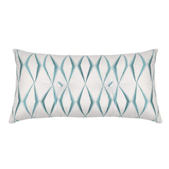 Minetta Zig Zag Tufted Pillow