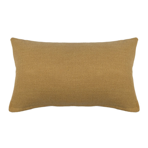 Minetta Yellow Decorative Pillow