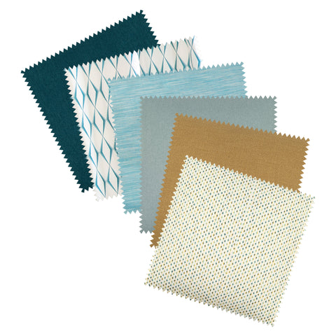 Minetta Fabric Swatch Kit - FREE
