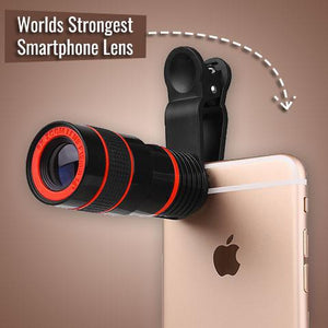 Worlds Strongest Smartphone Lens