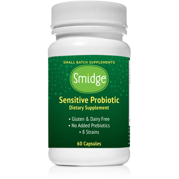 Smidge Sensitive Probiotic (used to be GutPro)/ガットプロ 60ct ->