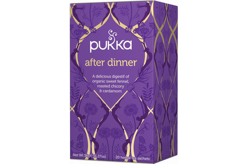 After Dinner - Pukka