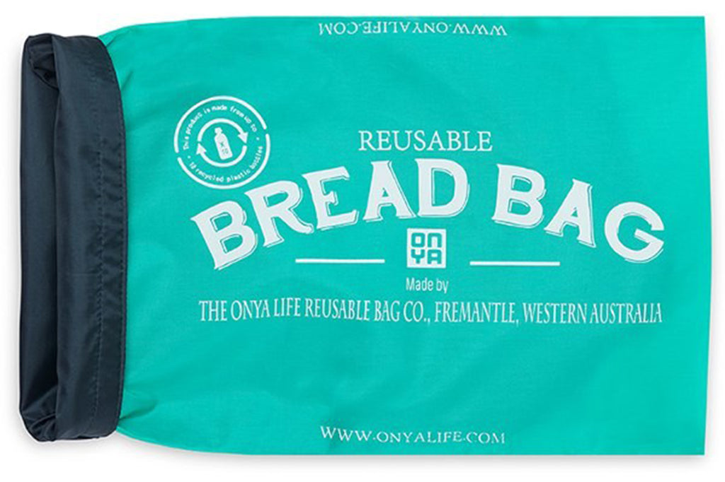Bread Bag - Aqua
