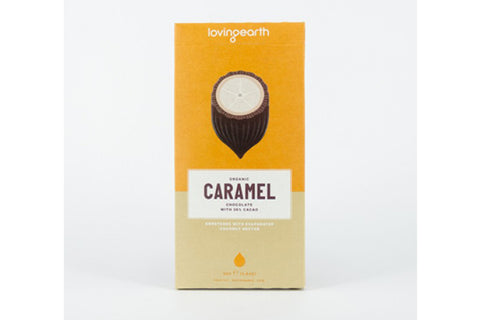 Caramel Chocolate - Loving Earth