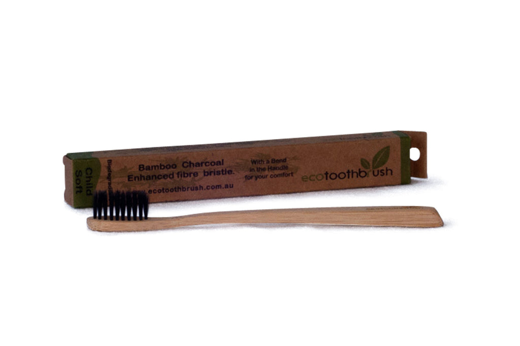Adult Charcoal Toothbrush - Eco Toothbrush