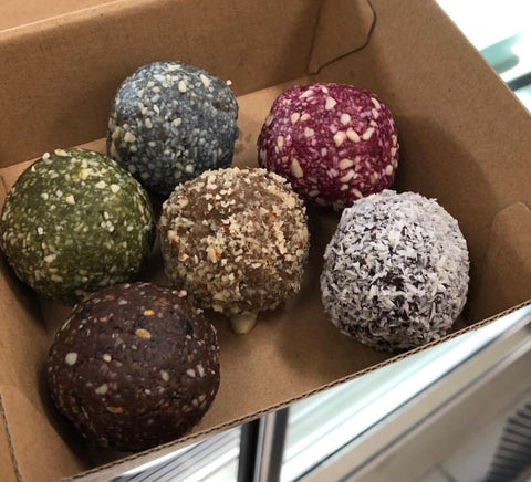 Bliss Balls - 6 for $16.50 deal (read description)