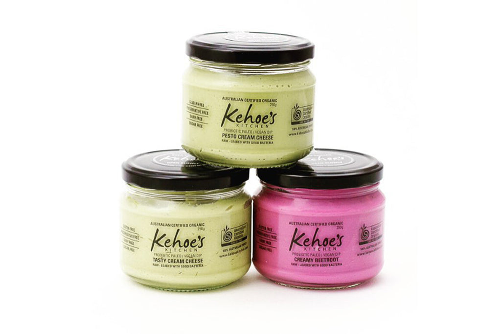300ml Paleo Cream Cheese - Kehoe's Kitchen